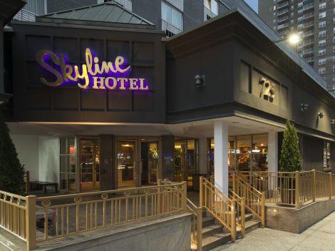 Hell S Kitchen Midtown Manhattan Hotel Skyline Hotel